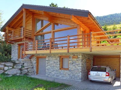 Photo for Vacation home Mimique in Nendaz - 8 persons, 4 bedrooms