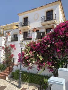 Photo for Sea views and tranquility. Beautiful family house in the Andalucian mountains