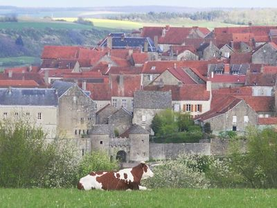 Photo for In The Heart Of Burgundy's Most Beautiful Village