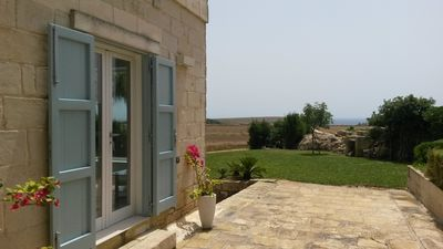 Photo for Otranto: Country house with sea view