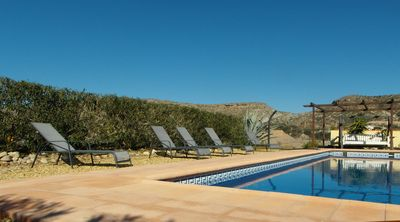 Photo for 4 pers. app., in a large country house with a total of 3 app. with one large swimming pool.