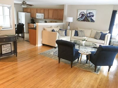 Photo for Conveniently Located Cape Cod in TC, Sleeps 10