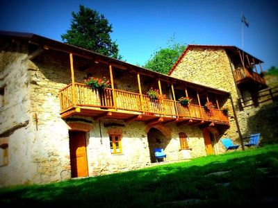 Photo for Holiday apartment Igliano for 4 persons with 1 bedroom - Stately Manor/Villa