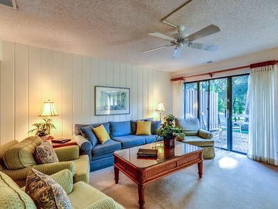 Photo for Delightful Town-home with calming views in a  Relaxed Setting