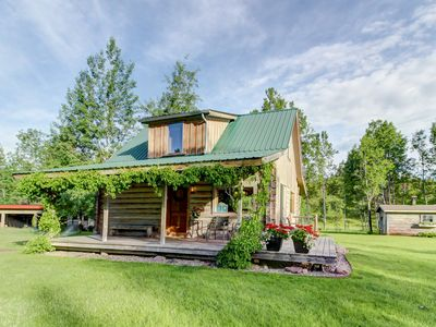 Photo for 3BR Cabin Vacation Rental in Columbia Falls, Montana
