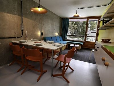 Photo for Renovated studio, ski-in ski-out. Close to the centre