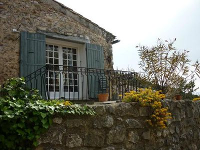 Photo for Holiday house Gigondas for 4 - 6 persons with 2 bedrooms - Holiday house
