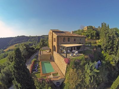 CHARMING VILLA near Barberino Val d'Elsa (Chianti Area) with Pool & Wifi. **Up to $-3762 USD off - limited time** We respond 24/7