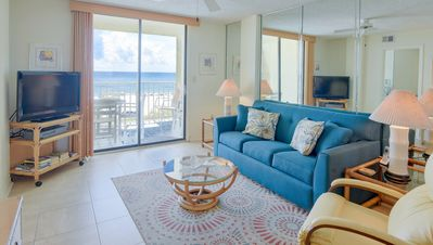 Photo for 406 Sunswept 2/2 Orange Beach *AMAZING VIEW*DIRECTLY ON THE BEACH*