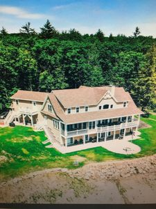 Photo for BEST OF THE BEST..Lake Winnisquam, Gunstock ski 5mi, BRAND NEW 2 FAMILY HOME