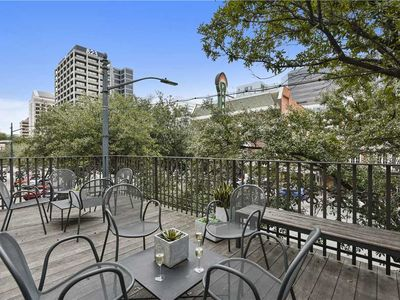 Photo for STAY HERE! WalkerVR LOFT ON CONGRESS *3,000 sq feet on Congress Ave!*