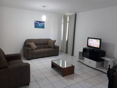 Photo for Apartment 100 meters from the beach Ponta Verde