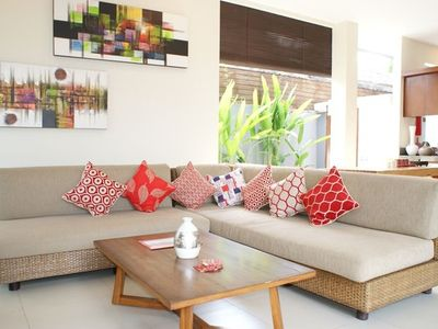 Photo for Delightful & affordable villa in Canggu