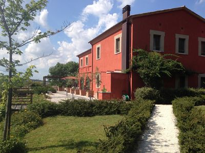 Photo for Umbria - Luxury Country House 6 Bedrooms w Ensuite Bathrooms