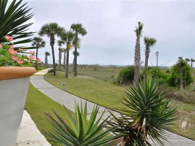 Photo for Oceanfront Villa just Beyond the Dunes, Close to Pool and Beach Club