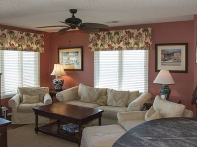 Photo for Tidewater I301/ 2 BR Oceanfront Condo w/ Wild Dunes Amenities!