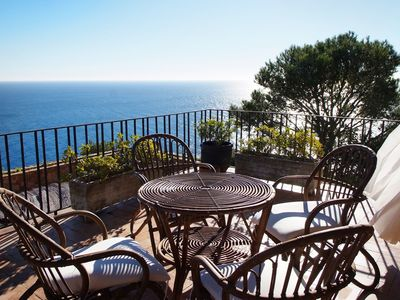 Photo for The villa is situated in a very spot in the estate of Aigua Gelida, 1,5 km from the beach
