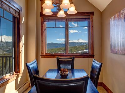 Photo for Ski-in/ski-out 4th floor home w/ shared hot tubs, pools, & vaulted ceiling!