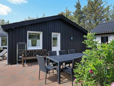 Photo for Quaint Holiday Home in Ålbæk with Whirlpool
