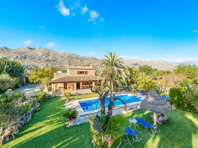Photo for Ca Nostra - Beautiful Country Villa near Pollensa - with Pool/Wi-Fi/Ping-Pong