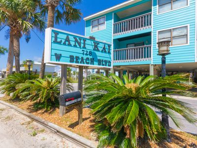 Photo for Lani Kai #107 - Gorgeous Condo located in the Heart of Gulf Shores, AL!