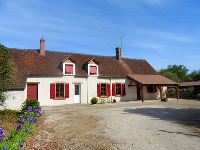 Photo for Cottage between Touraine and Sologne