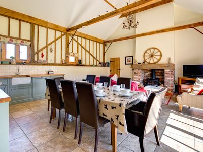 Photo for Wheat Barn - Four Bedroom House, Sleeps 8