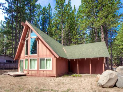 Photo for Showshoe Chalet, Remodeled Cabin with Fireplace, Sleeps 8 (HCH0827)