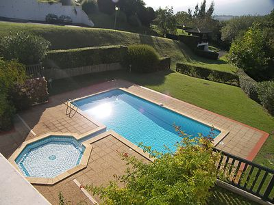 Photo for 2 bedroom Apartment, sleeps 5 in Saint-Jean-de-Luz with Pool and WiFi