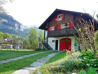 Photo for ROMANTIC CHALET for summer and winter holidays.