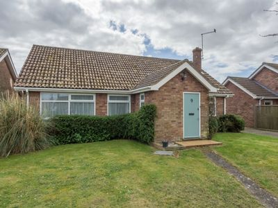 Photo for A spacious bungalow with a lovely south facing enclosed dog-friendly garden