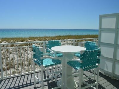 Photo for Southern Breeze #6, Gulf Front Townhouse!