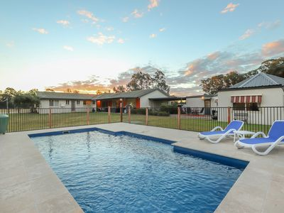 Photo for Lovedale Lodge- self contained cottages