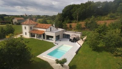 Photo for Exceptional villa in the heart of Gers - Near Nogaro
