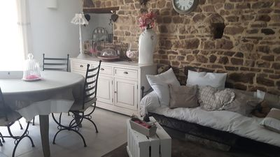 Photo for Bed and Breakfast 2 pers R La Clef des Champs Breakfast offered