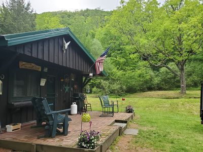 Photo for Catskills Mountain Cabin - Available Year Round