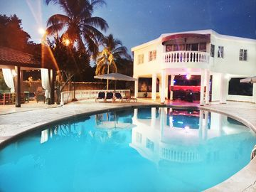 Juan Dolio Bachelor Party Country Complex Close to Beach