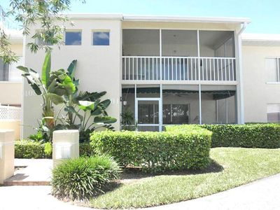 Photo for Beach access and amazing Pelican Bay amenities. 90 day minimum