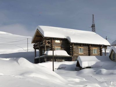 Photo for Big chalet with mountain view