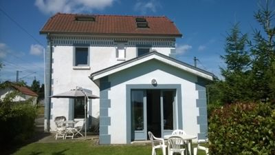 Photo for Detached house fully furnished charming 3 bedroom garden