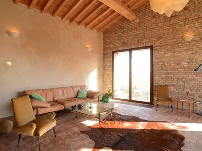 Photo for TUSCANY FOREVER RESIDENCE VILLA VI TERRA FIRST FLOOR APARTMENT