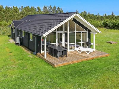 Photo for Charming Holiday Home in Jutland Denmark with Terrace
