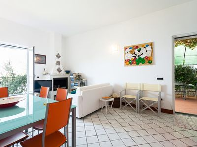 Photo for Casa Elisa, nice apartment, recently renovated, in Seiano, on the Sorrento coast, 4 sleeps.