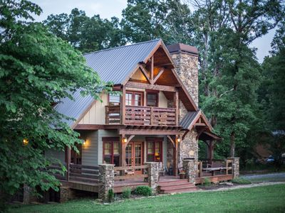5br Lodge Vacation Rental In Chattanooga Tennessee 175842
