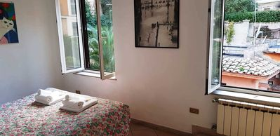 Photo for Rome-Trastevere. Ideally located. All within walking distance. Internet