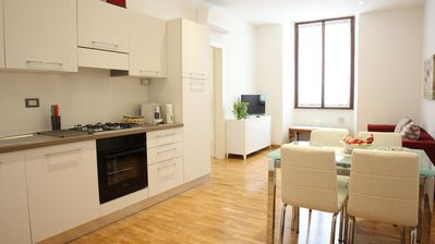 Photo for Casa Paola - Very central apartment for 4 people