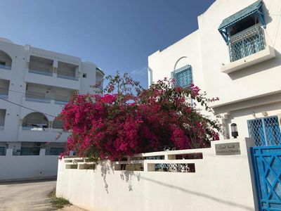 Photo for Nice appartementement north hammamet with terrace