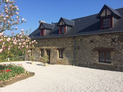 Photo for GITE IN SWITZERLAND NORMANDE AND CLOSE TO THE BEACHES OF THE LANDING