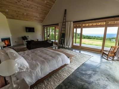 Photo for Scandinavian Inspired Chalet, Luxury, privacy, seclusion, mountain views