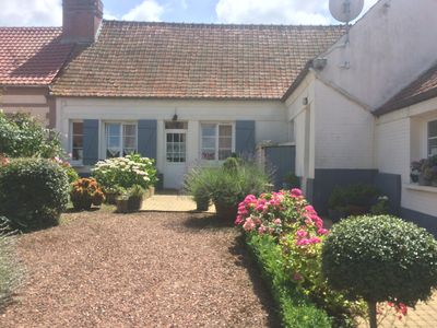 Photo for Holiday house Gites Le 25 Proche Baie de somme (Parking and free wifi)